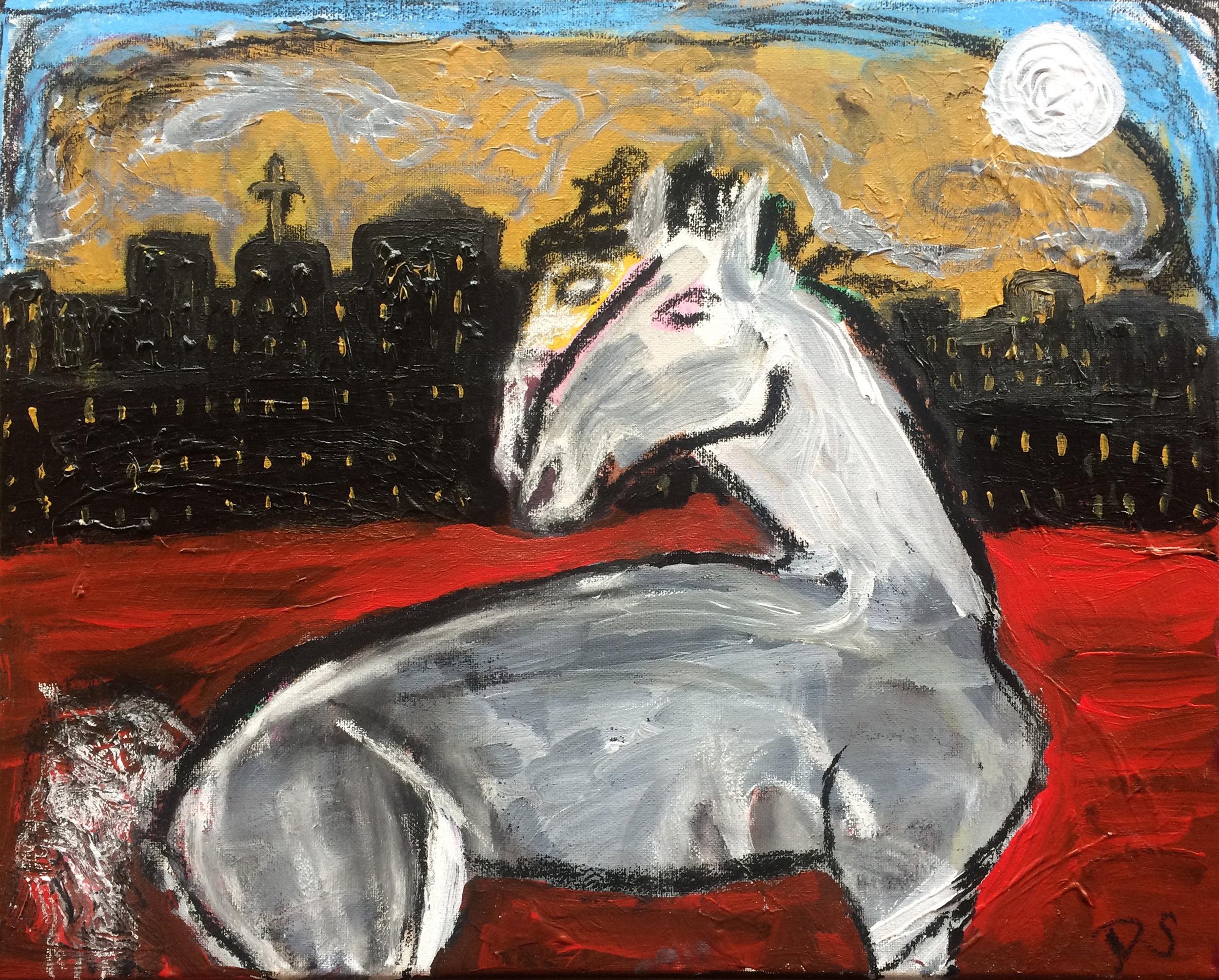 Taos Mesa Horse