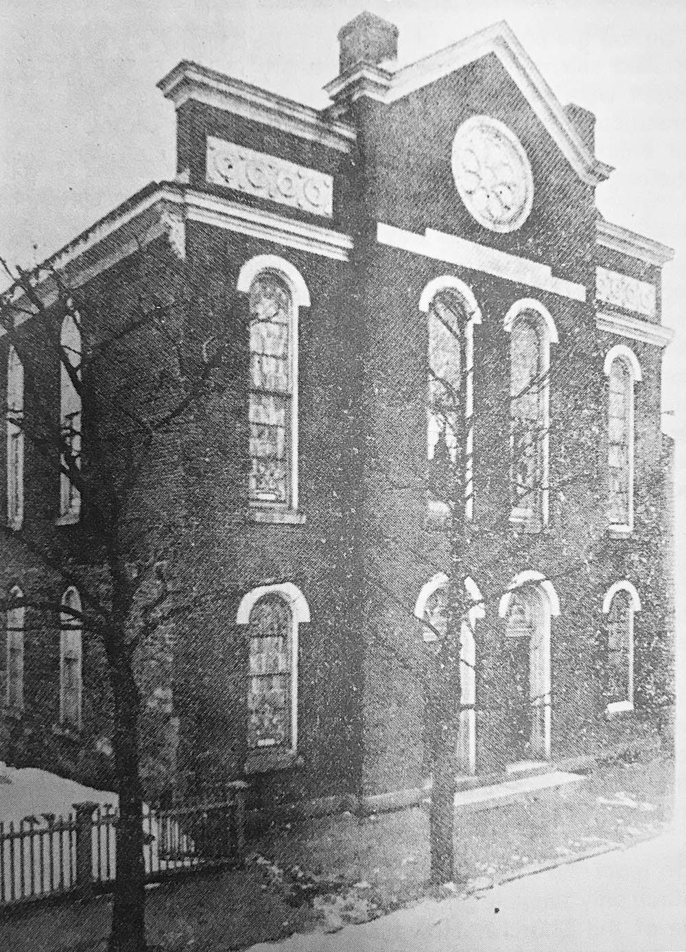 American Primitive Methodist Centennial Tabernacle, built in 1876