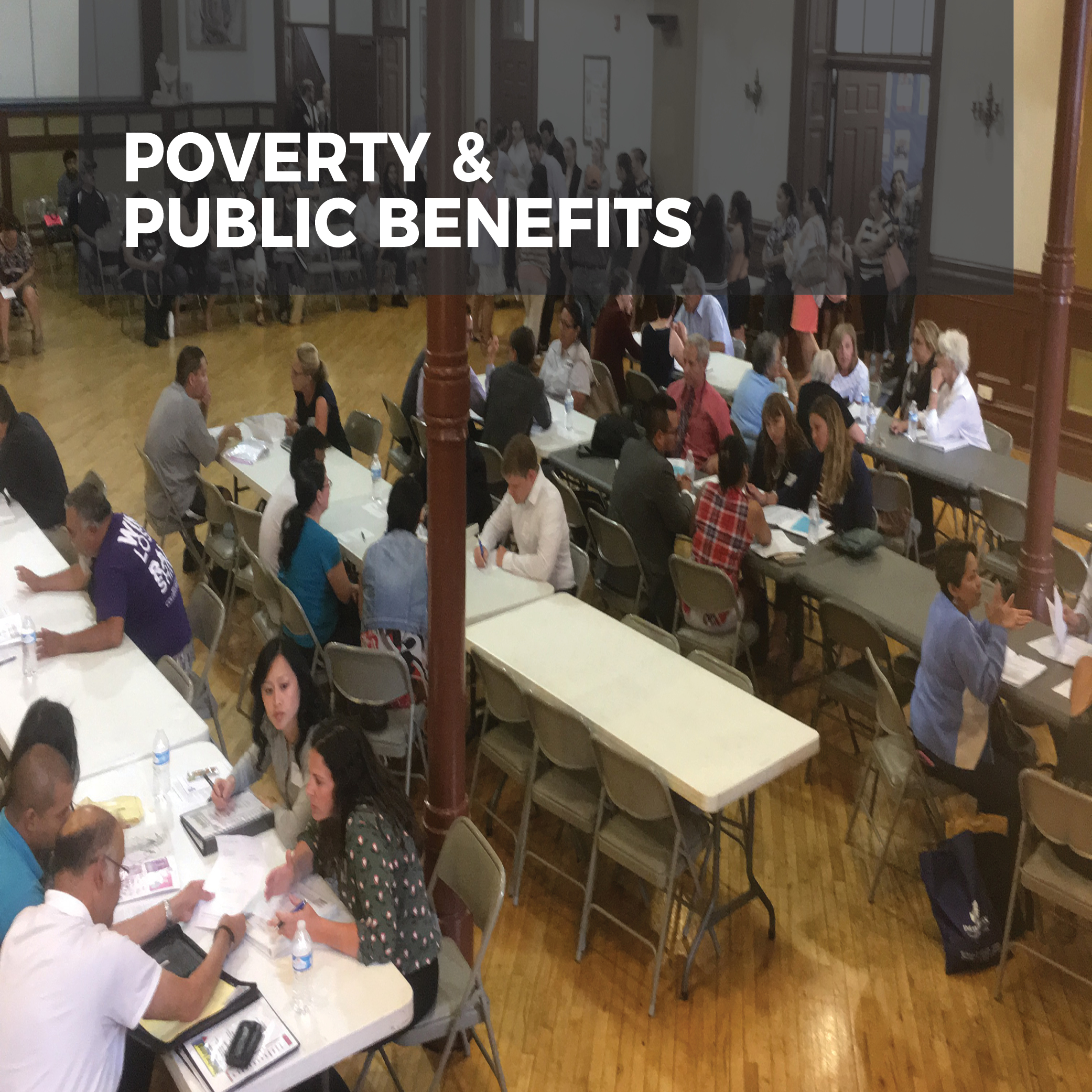 Poverty & Public Benefits