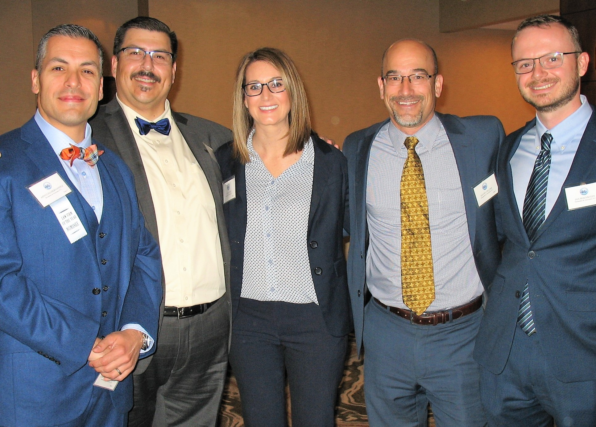 DSCN1288 Arnulfo Hernandez, Jose Hernandez, Leslie Pugh, David Collins & Ian Rochstein.jpg