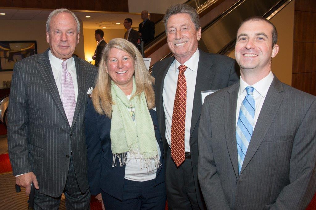 John Vaught, Maureen Witt, Charley Garcia, Jeremy Schupbach (Photo courtesy of Hartmannphoto).jpg