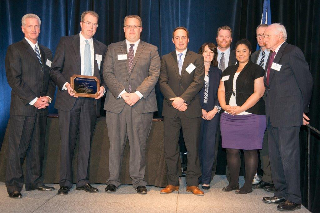 Snell & Wilmer L.L.P., recipient of the 2015 Law Firm of the Year Award (Photo courtesy of Hartmannphoto).jpg