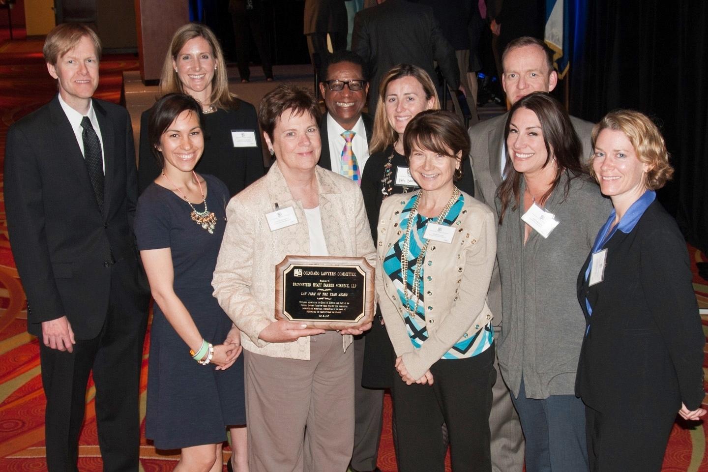 H61A Law Firm of the Year Award Recipient, Brownstein Hyatt Farber Schreck, LLP 1 (Photo courtesy of Hartmannphoto, LLC).jpg