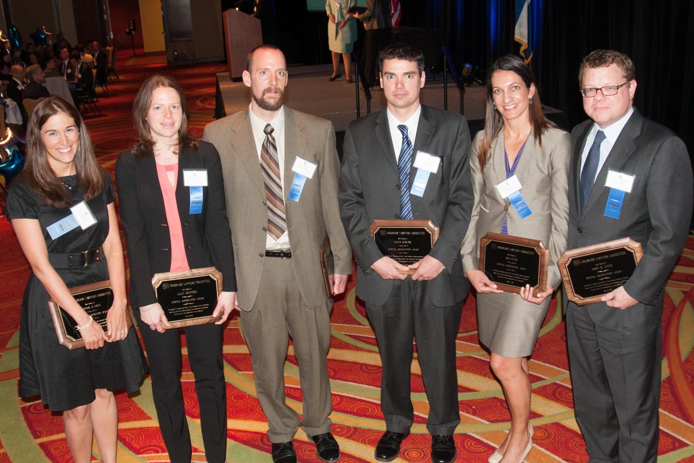 H56B Jail Wait Litigation Team Accepts Special Recognition Award 1 (Photo courtesy of Hartmannphoto, LLC).jpg