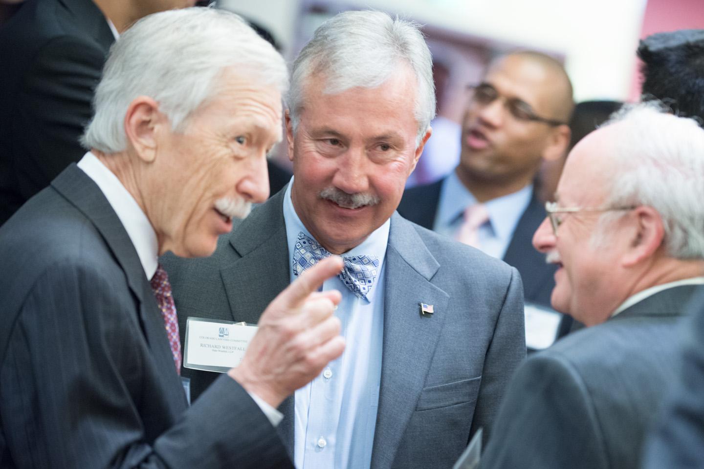 H25 Dave Stark, Richard Westfall and Judge Dan Taubman 2 (Photo courtesy of Hartmannphoto, LLC).jpg