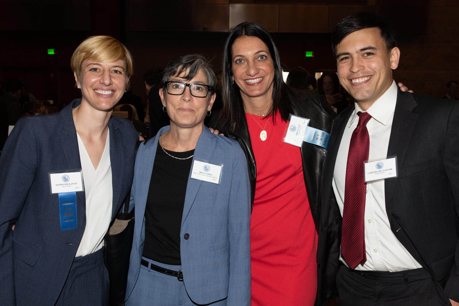 _DSC7221 Stephanie Kanan, Megan Ring, Iris Eytan & Carter Gee-Taylor (courtesy of Hartmannphoto).jpg