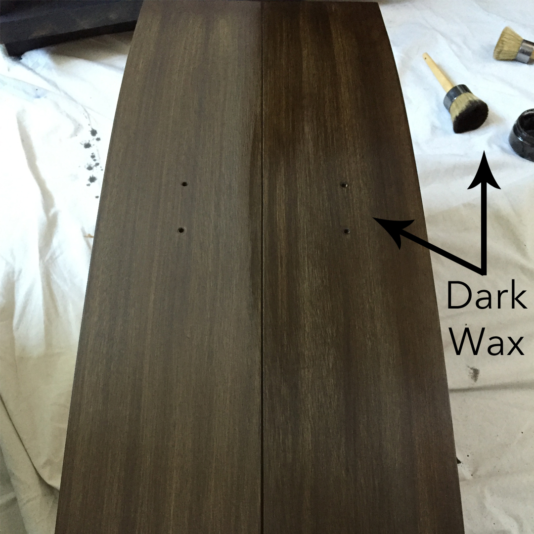 easy DIY, BB Frosch, chalk paint project, midcentury dresser makeover, midcentury furniture makeover, easy DIY project, weekend project, at home furniture makeover, chalk painting DIY tips