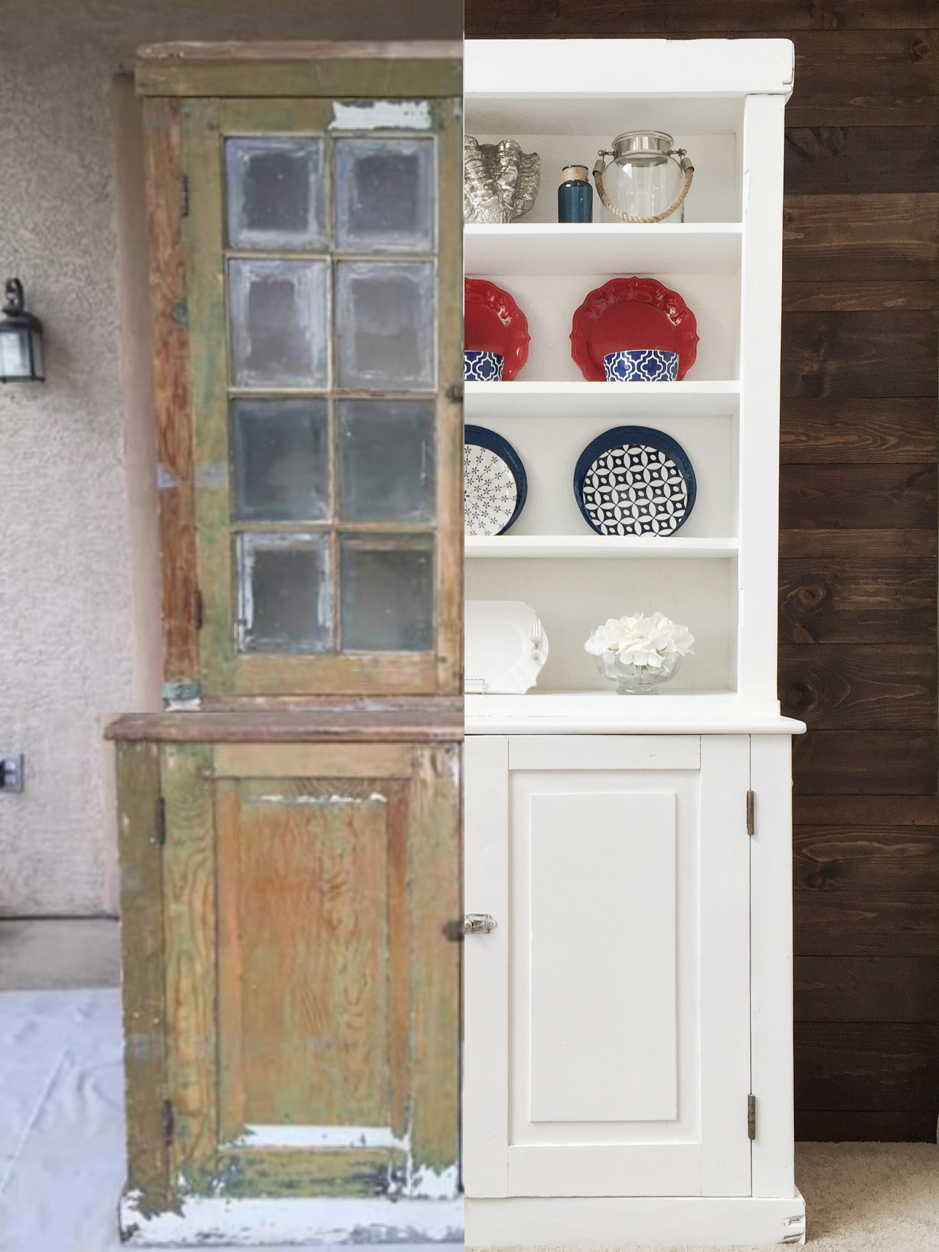 Kitchen Hutch Overhaul