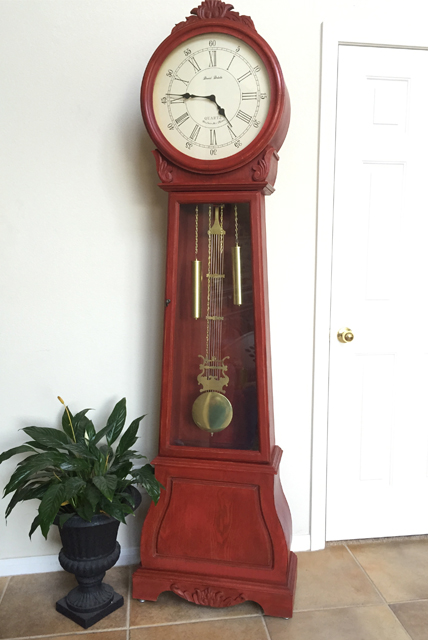 ATT Faux Stain Red Clock 1.jpg