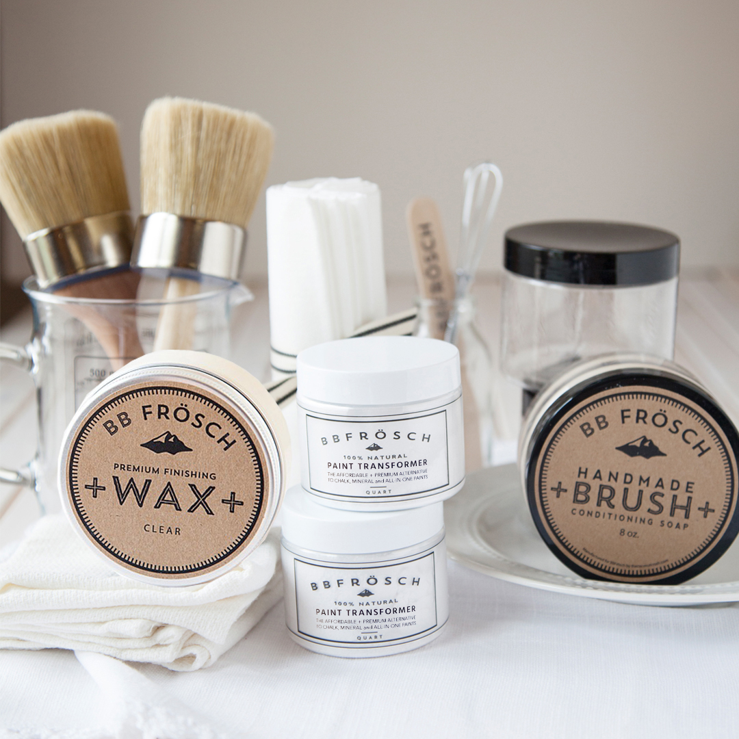 Let the Projects Begin… - Shop now for powder, wax, brushes, all-inclusive kits and more!
