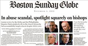 Boston Sunday Globe