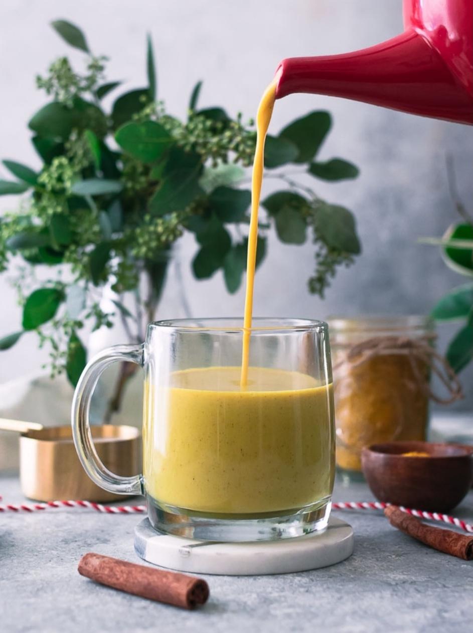 Golden Milk - By Sara Fernandes