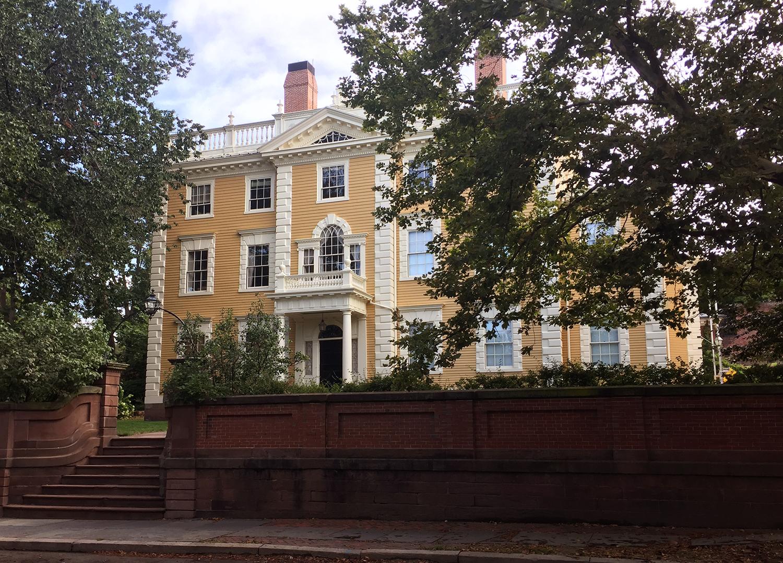 Joseph Nightingale House, 1792