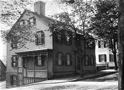 Sarah Whitman House, Benefit @ Church Street