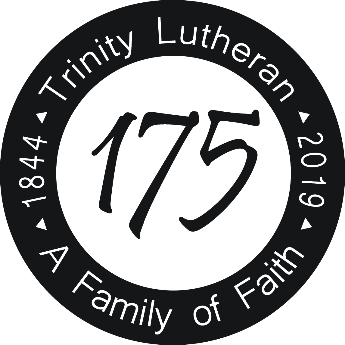 A Great History - Trinity has been a part of the Zanesville community since its founding in 1844. In October of 2019, Trinity will celebrate 175 years as a congregation. We welcome you to learn more about the history of our church and see how God has blessed us in His love.