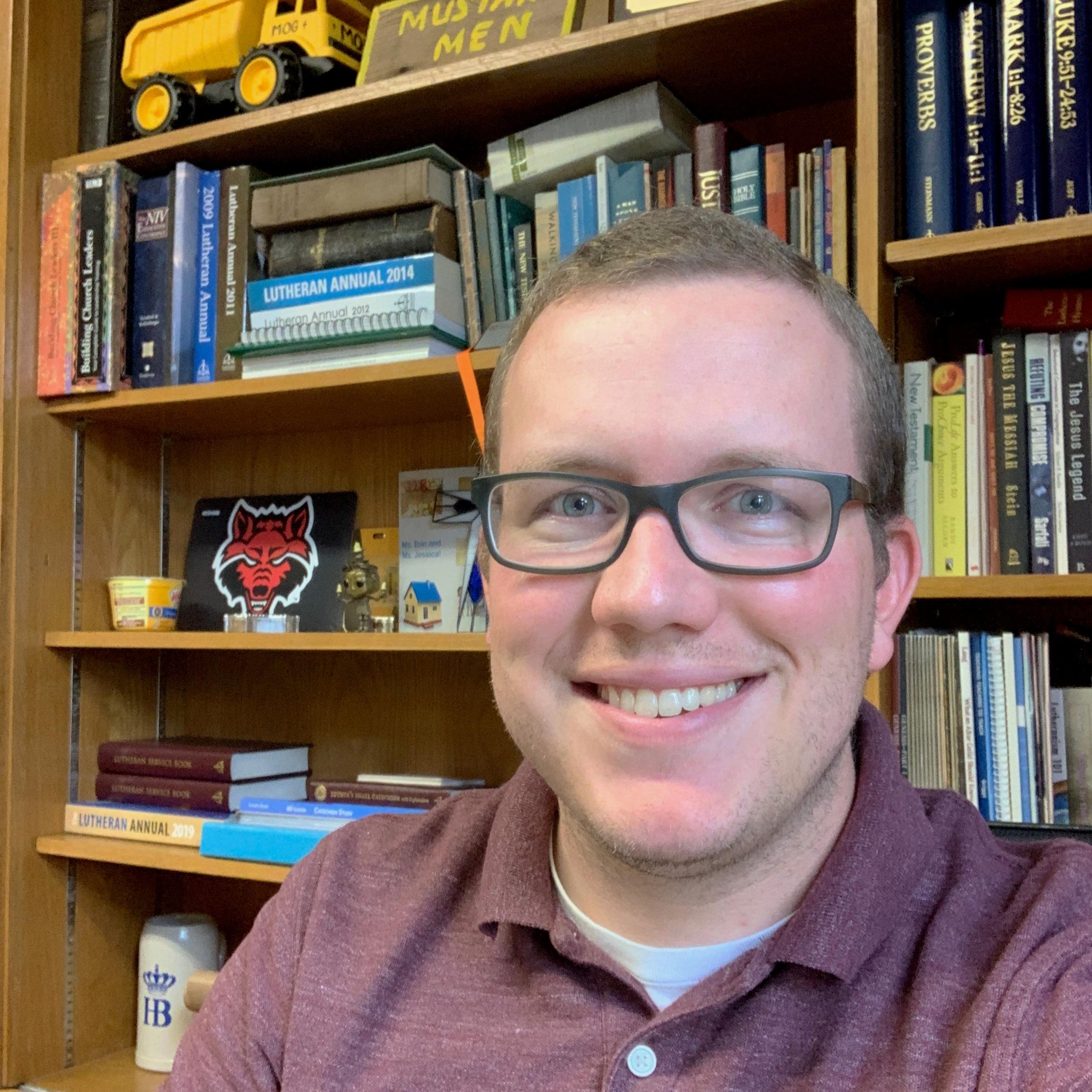 Andrew WilsonPastor - Send Pastor an Email