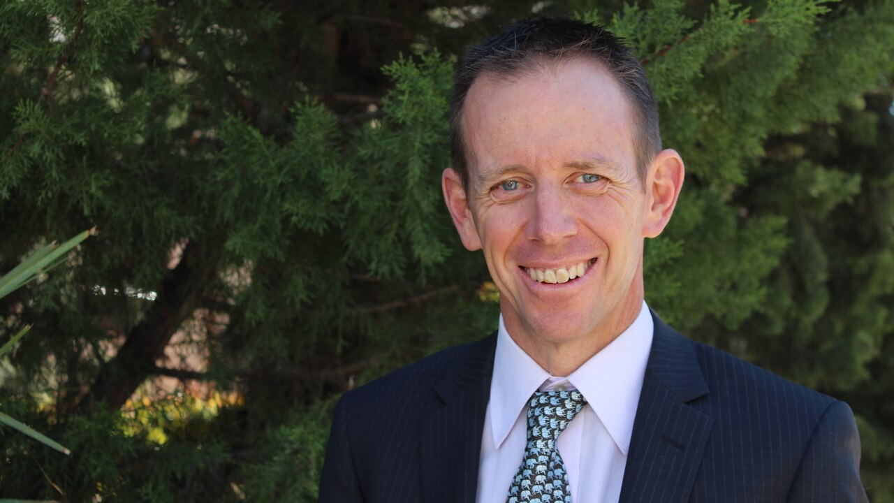 Shane Rattenbury, Minister for Mental Health
