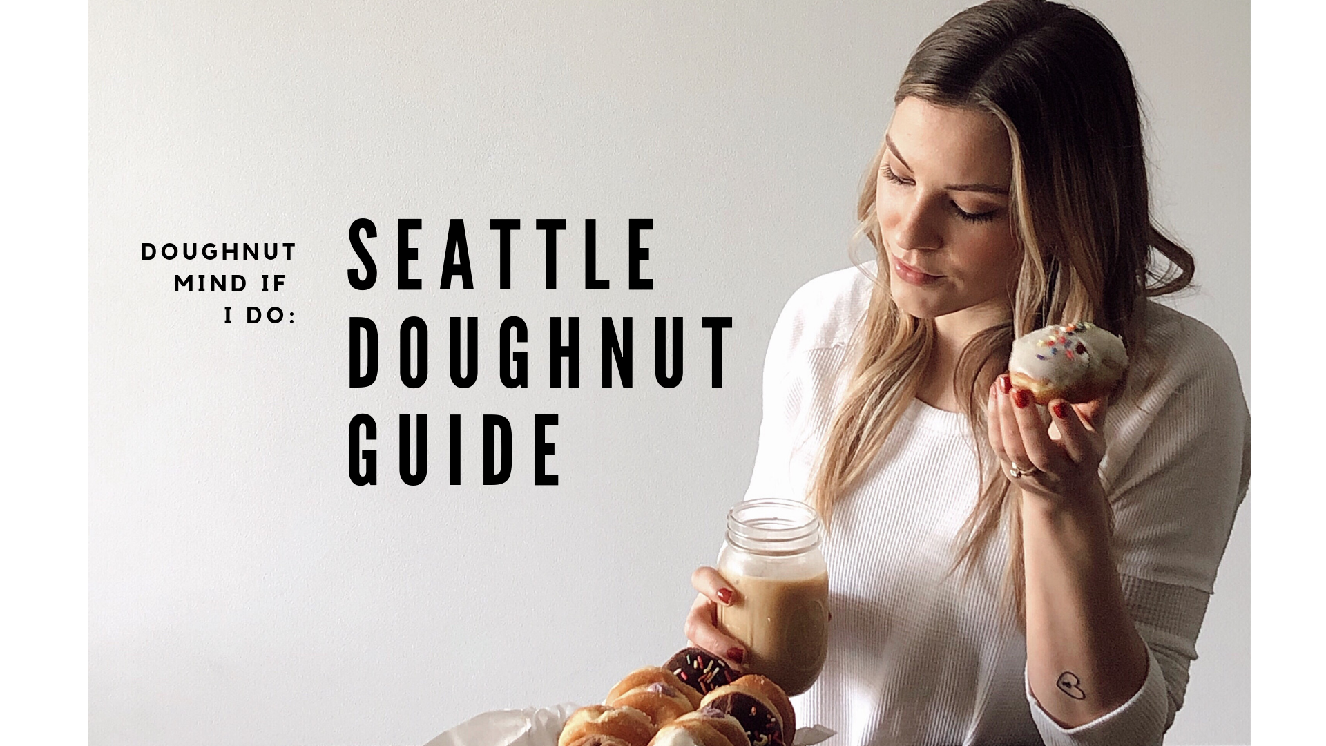 Seattle Doughnut Guide