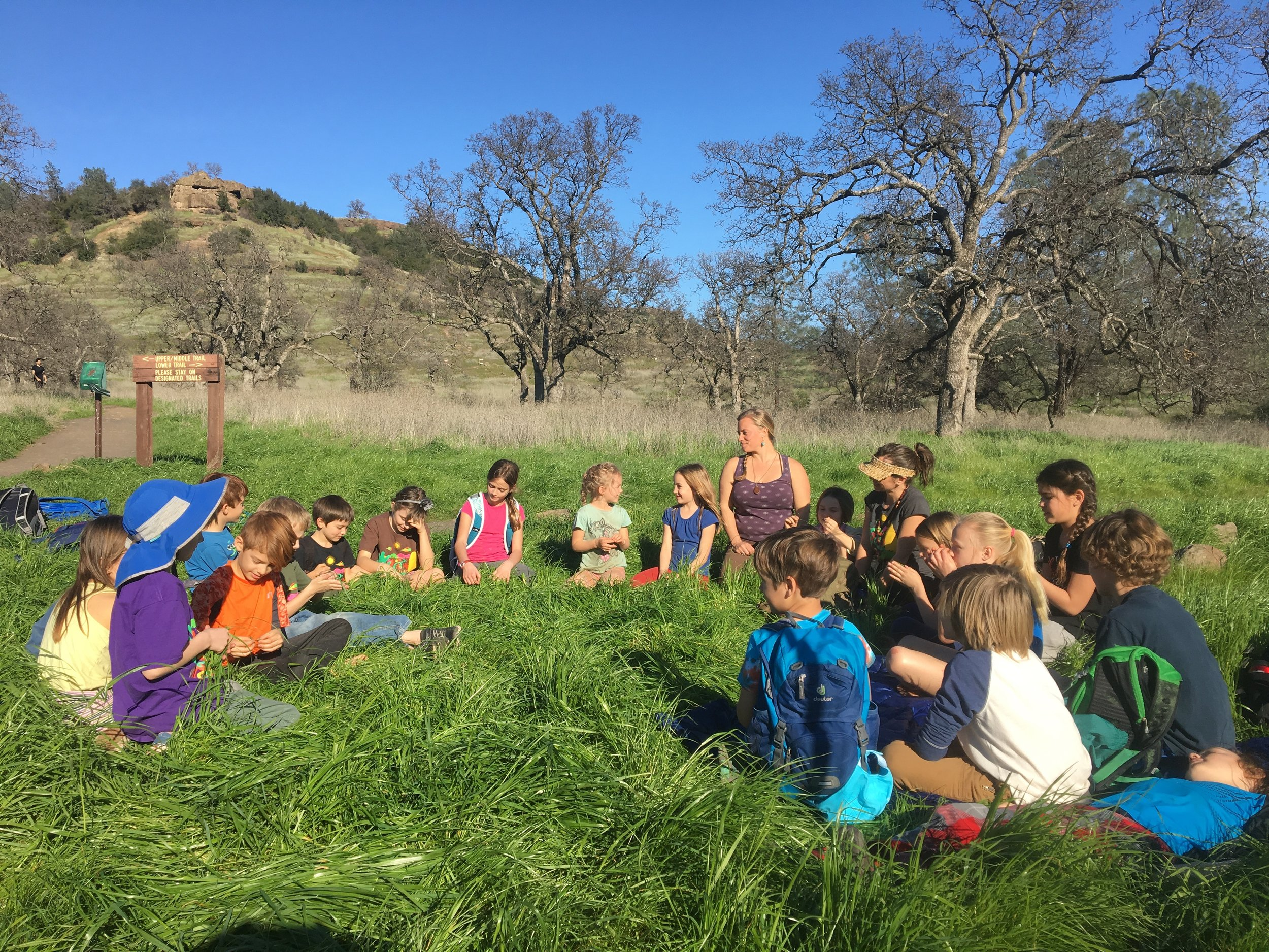 HomeSchool Programsfor ages 4-14 - Forest Foxes, Nature Ninjas, and Woodland ScoutsHome School Programs