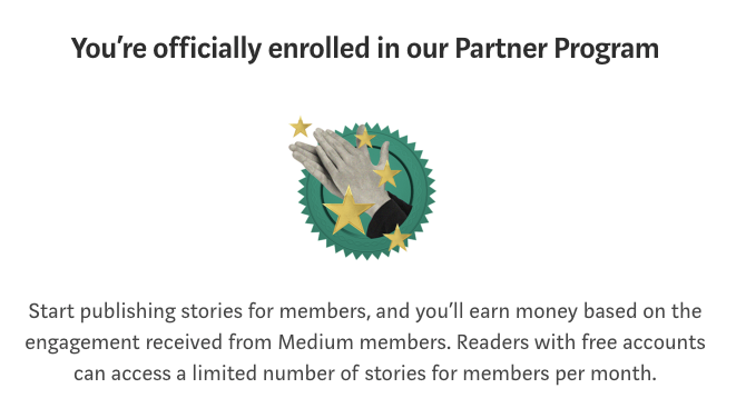 Welcome to the Partner Program