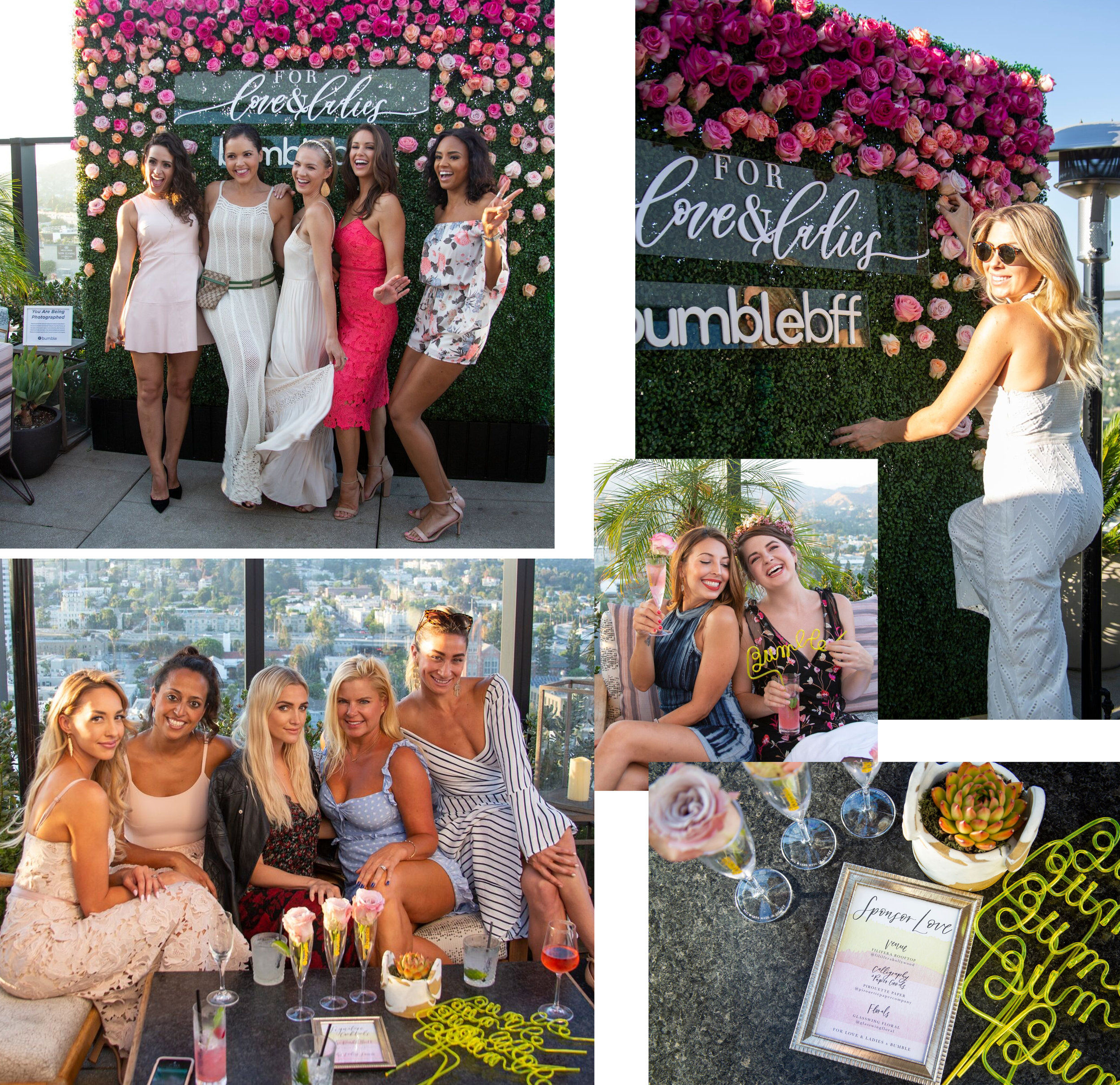 Sunset Soiree - For Love & Ladies + Bumble Bff