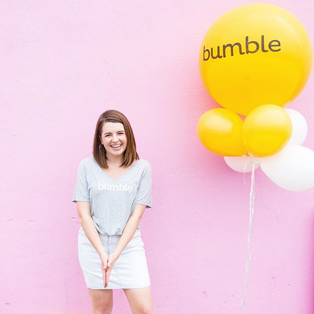 Bumble Sunday's are my favorite kind of Sunday's 💛 Tickets are still avaliable for my event tonight @knockout_la (link in bio) - use code 'knockout' for $5 admission 🎟