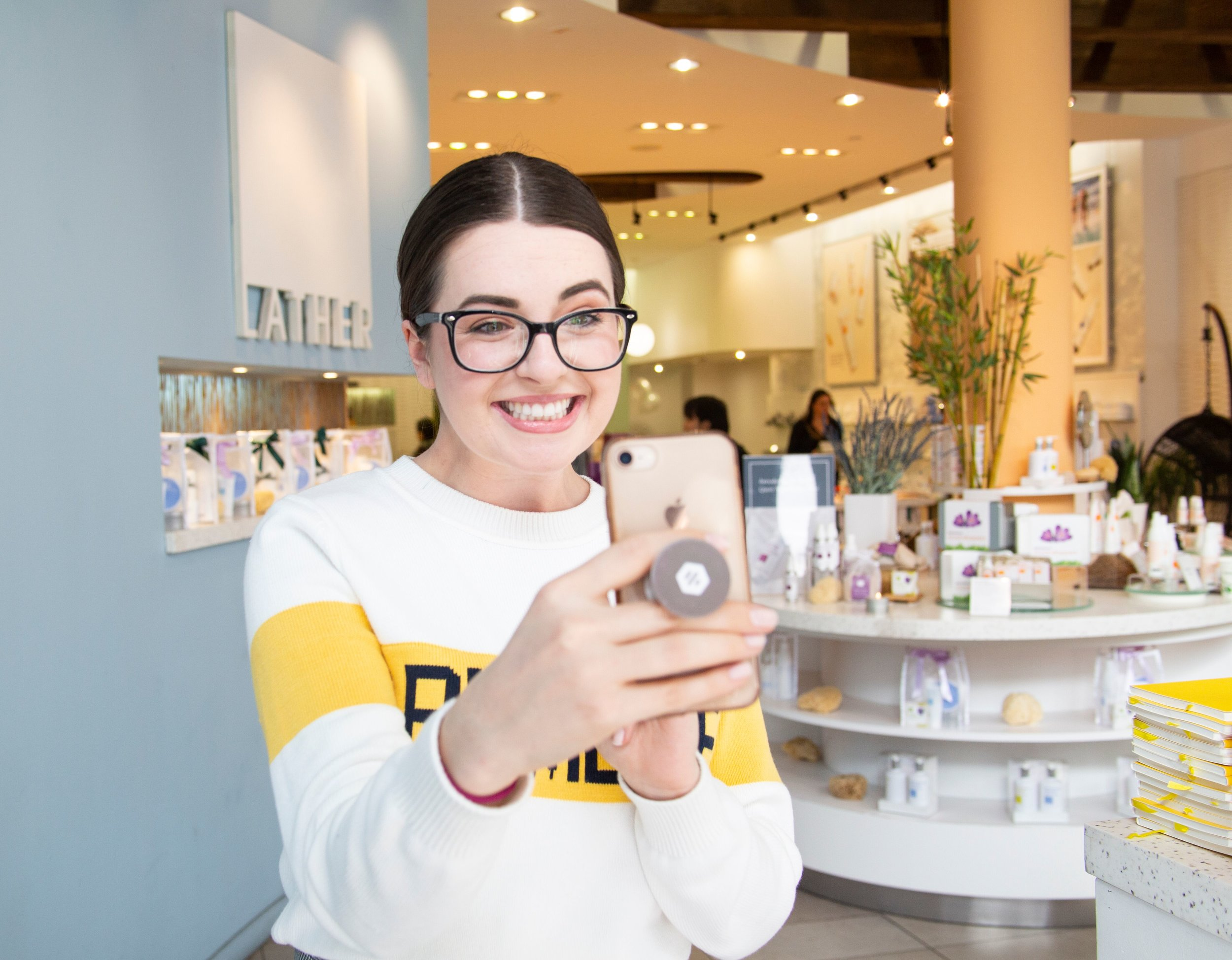 Bumble Pamper Party - #BreakUpWithTheBad