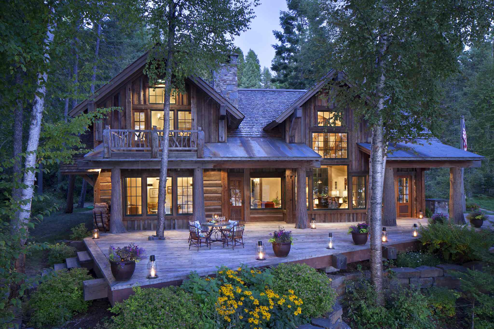 Cedar Camp - Whitefish, Montana