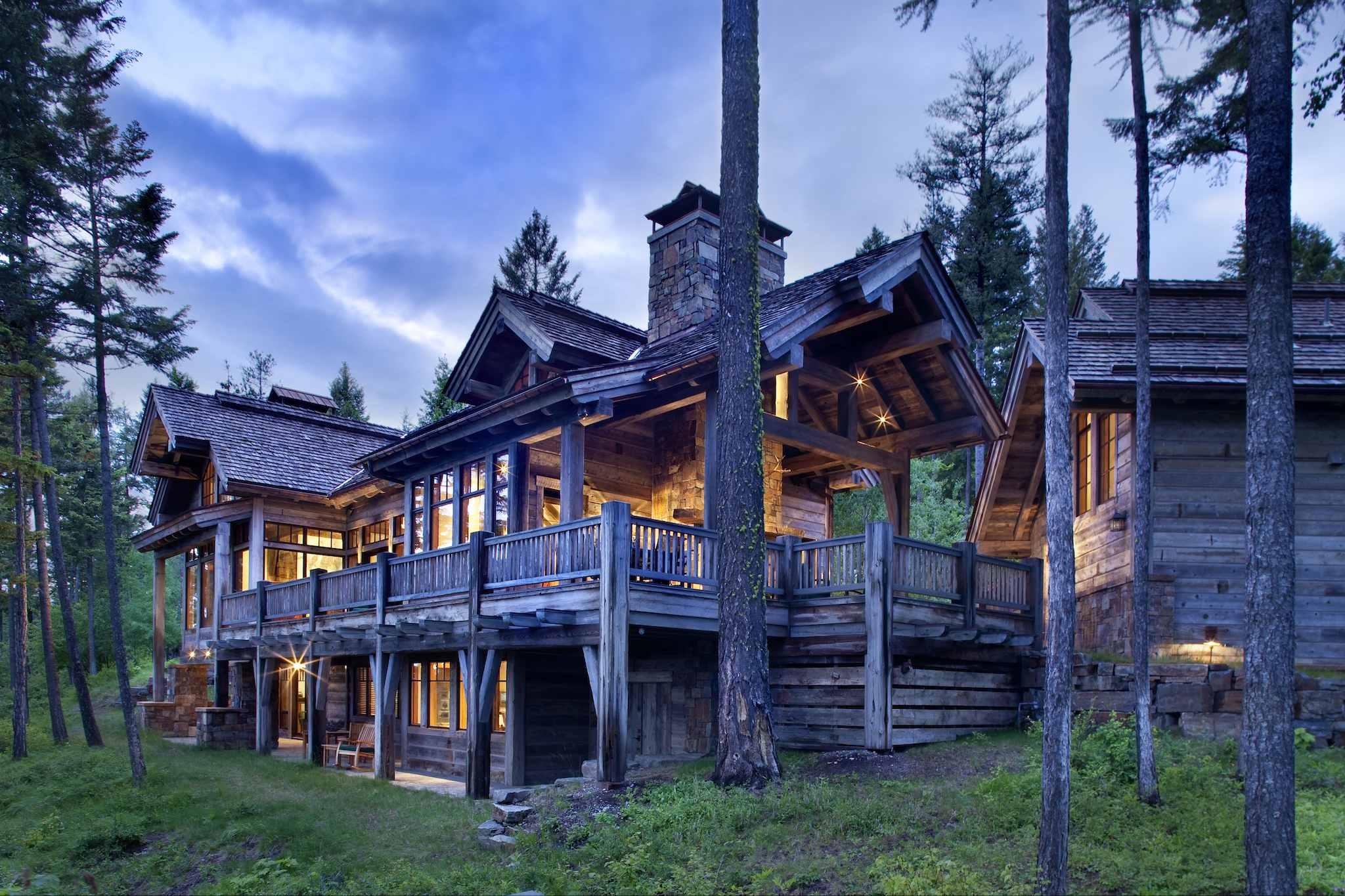Hi-Line Homestead - Whitefish, Montana