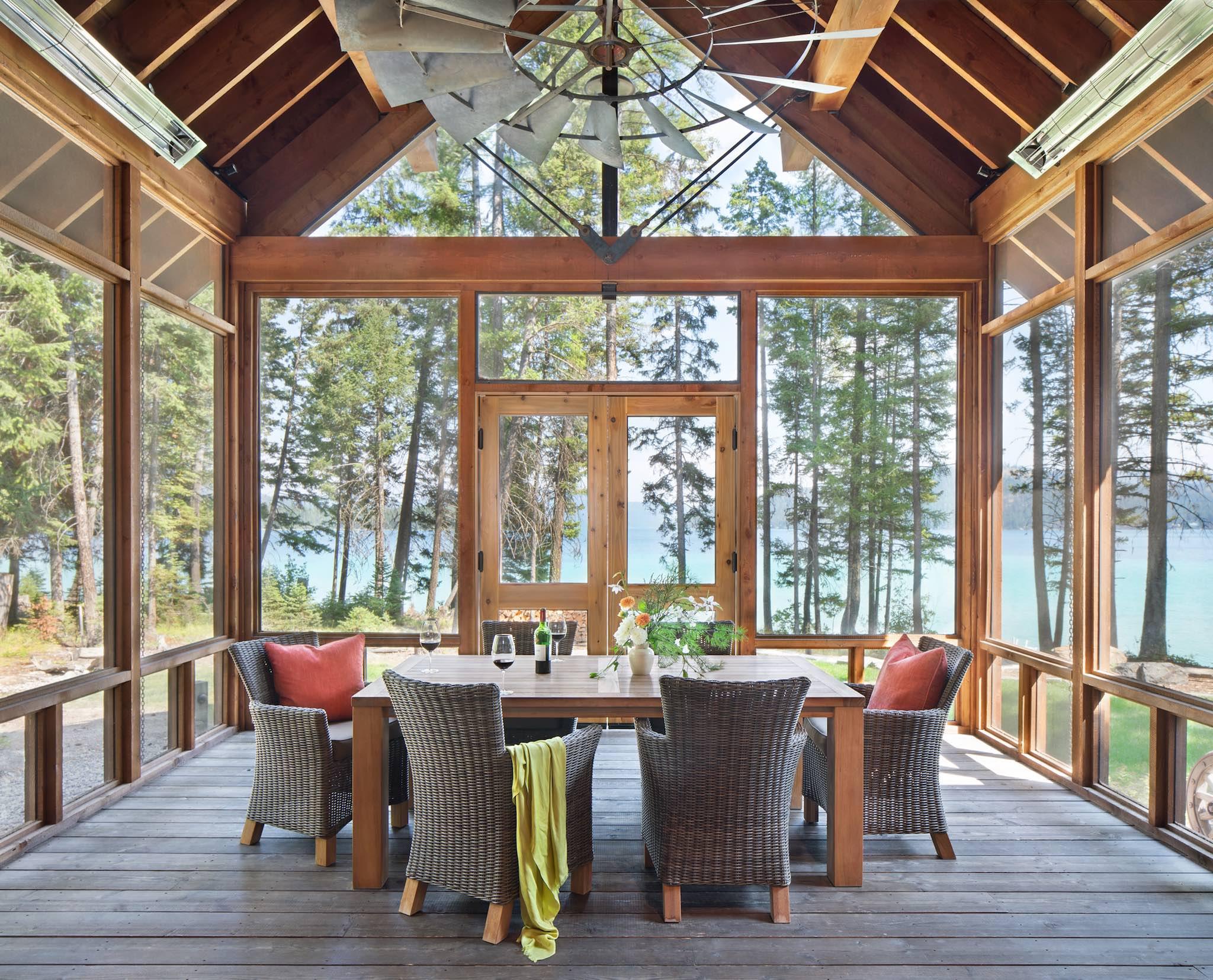 Salish Mountain Cabin - Kalispell, Montana