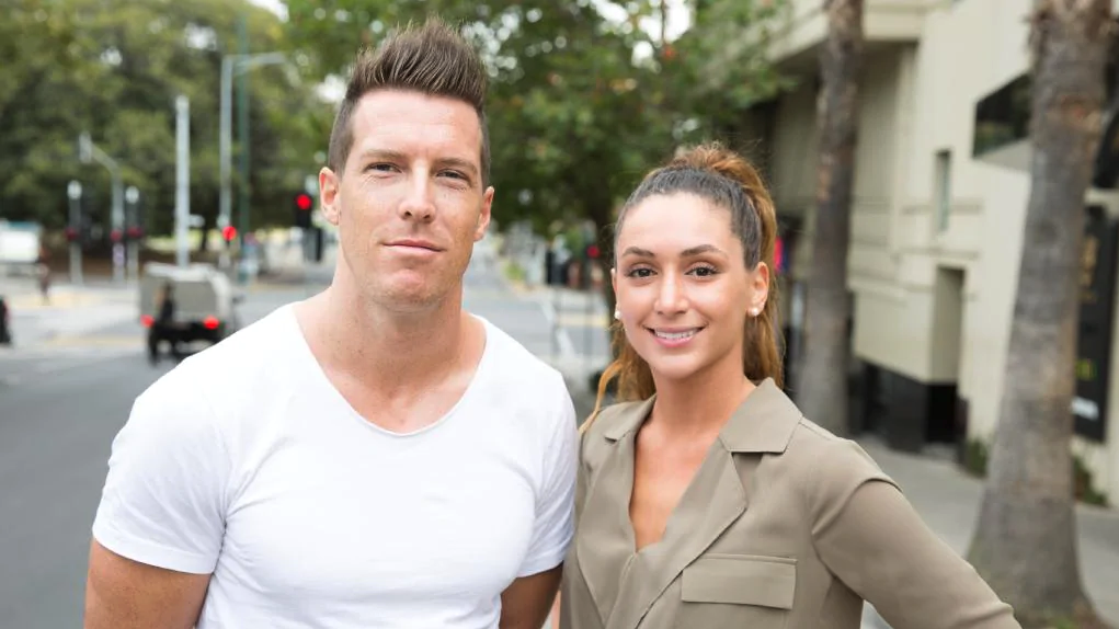Vollie Co-Founders Matthew Boyd and Tanya Dontas
