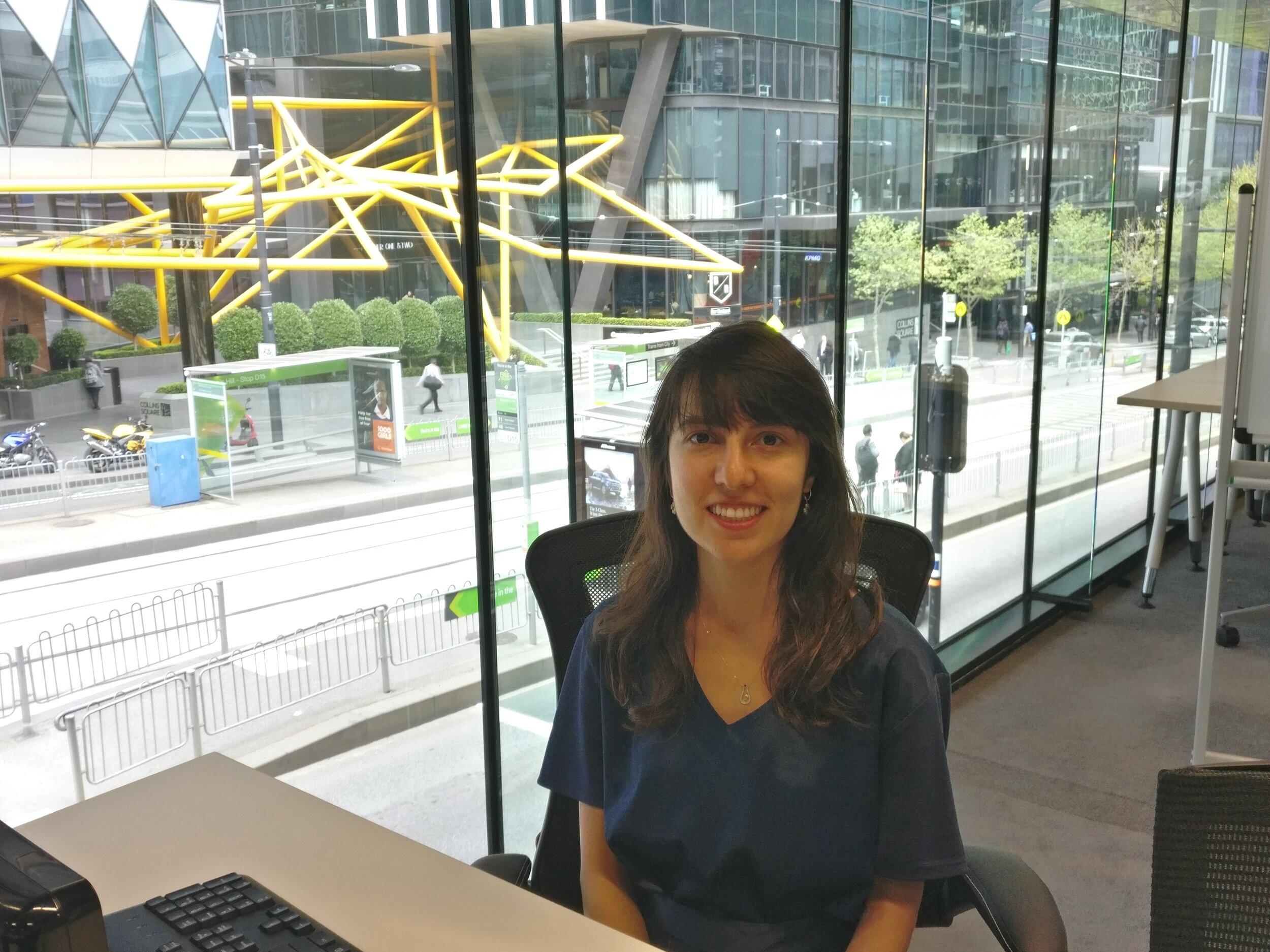 Gamyra Co-Founder, Sara Khorasani.