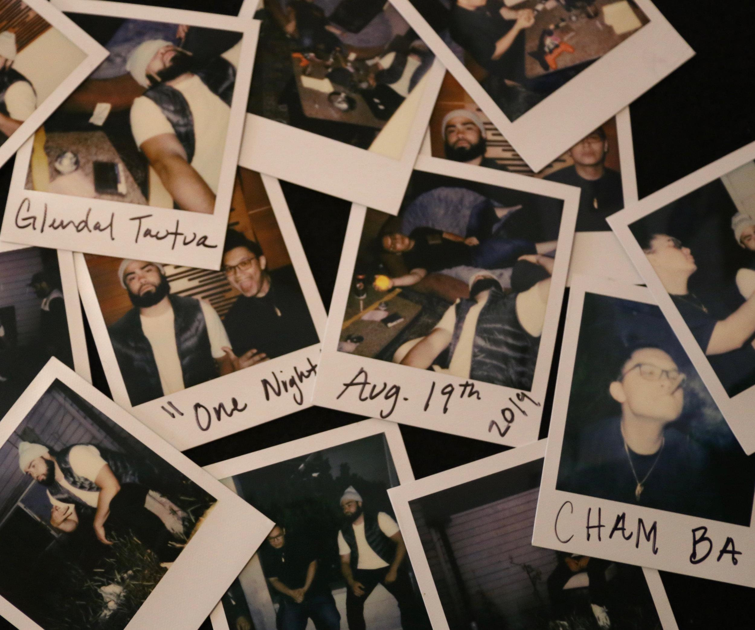 ONE NIGHT - Single from Glendal Tautua featuring Cham Ba aka MassiahSpotifyiTunesSoundCloudBandCampYouTubeAmazon MusicGoogle Play