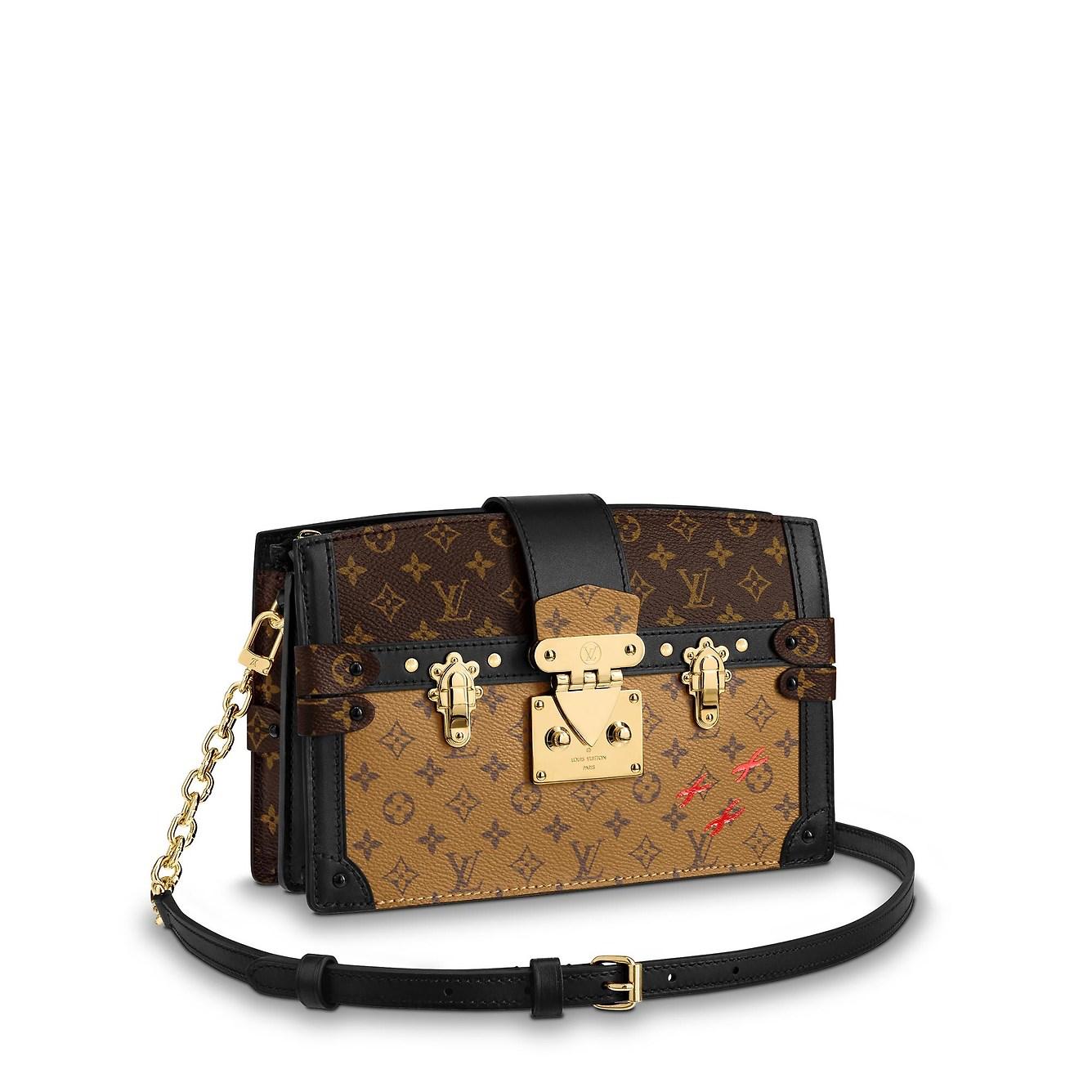 3. Louis Vuitton bag -