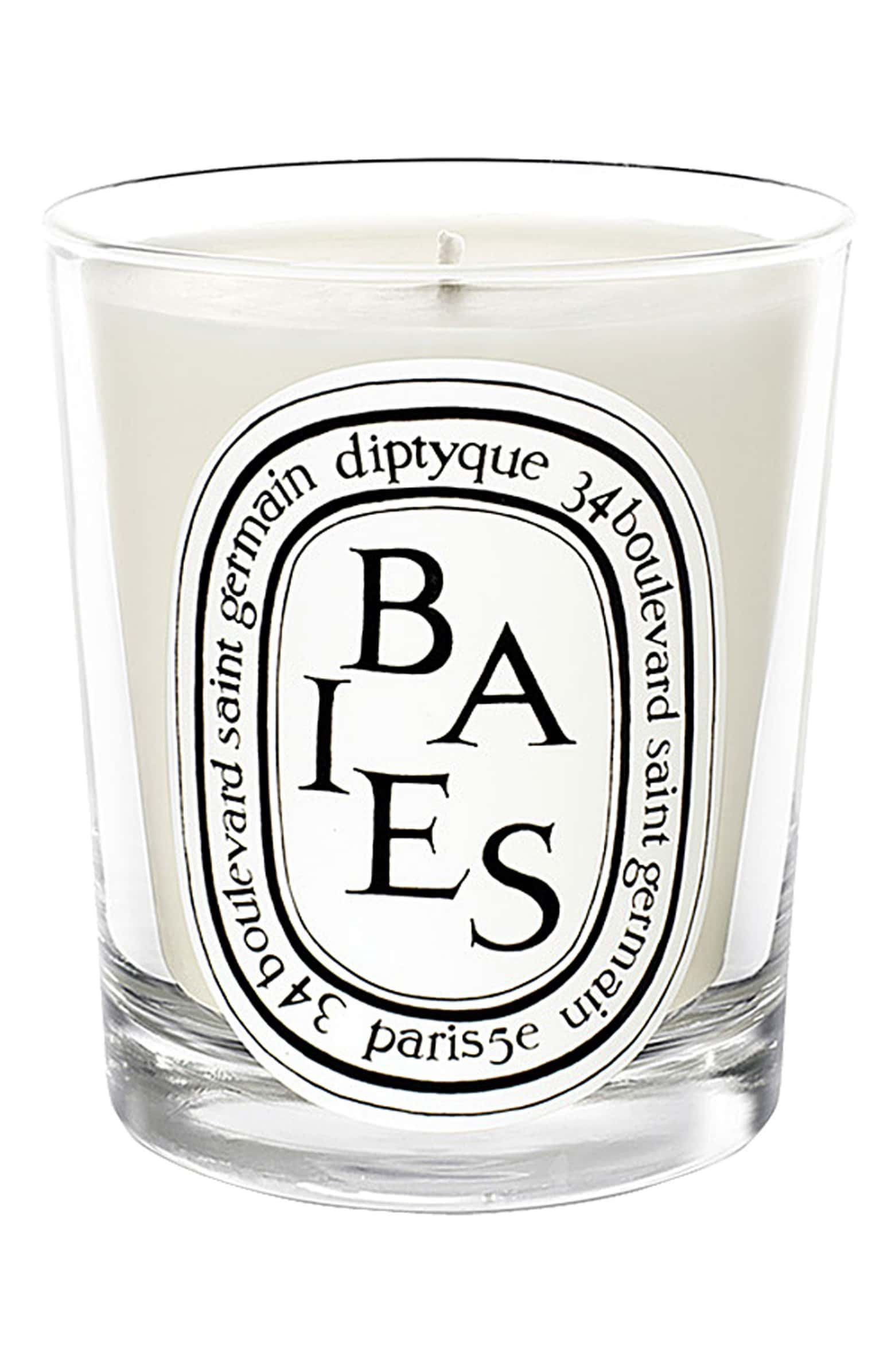 4. diptyque candle -