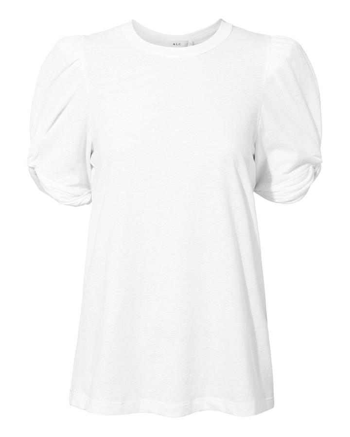 Puff Sleeve Top - A.L.C. Kati Tee