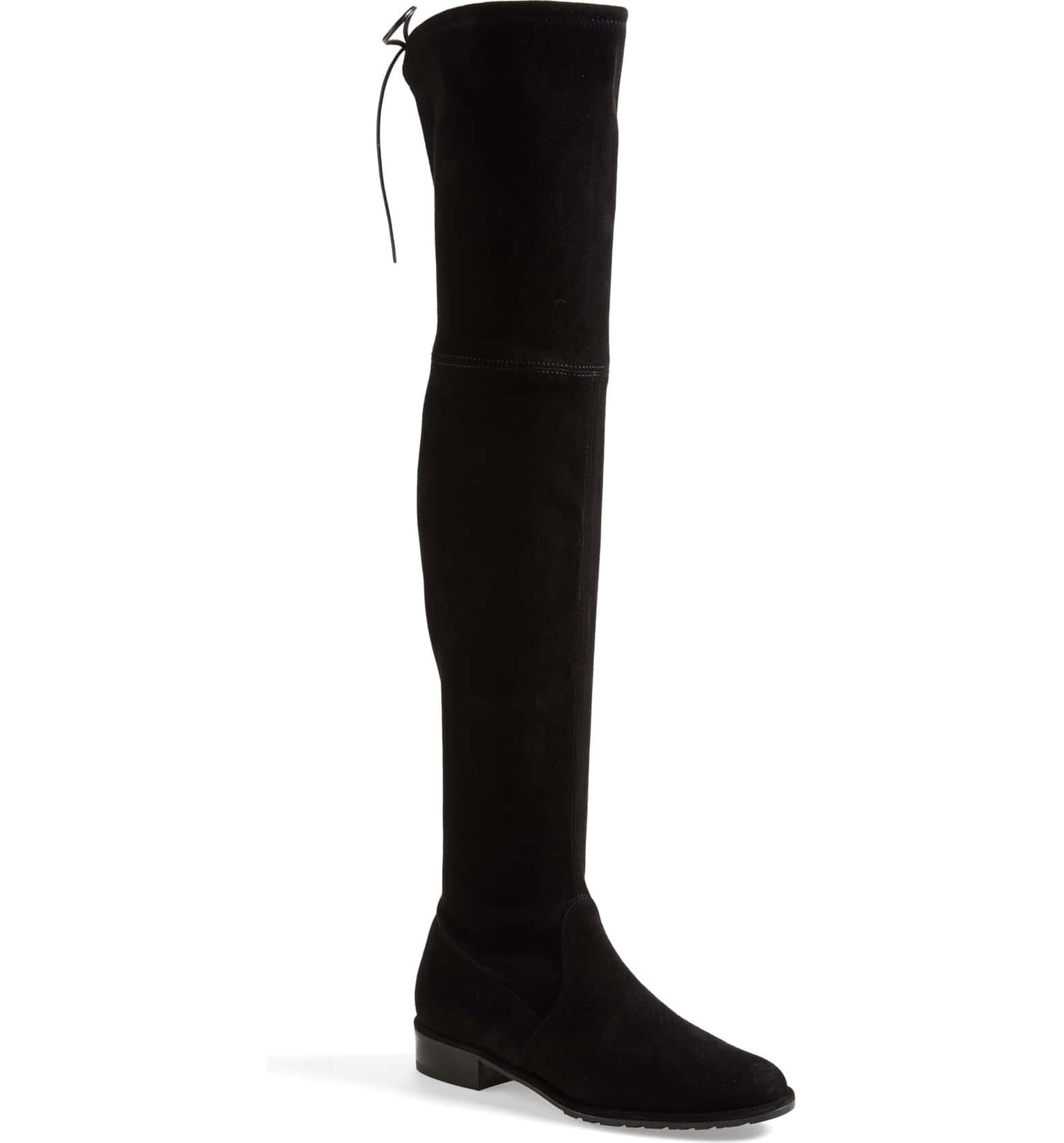 "Over the Knee Boots - Stuart Weitzman ""Lowland"" Boots"