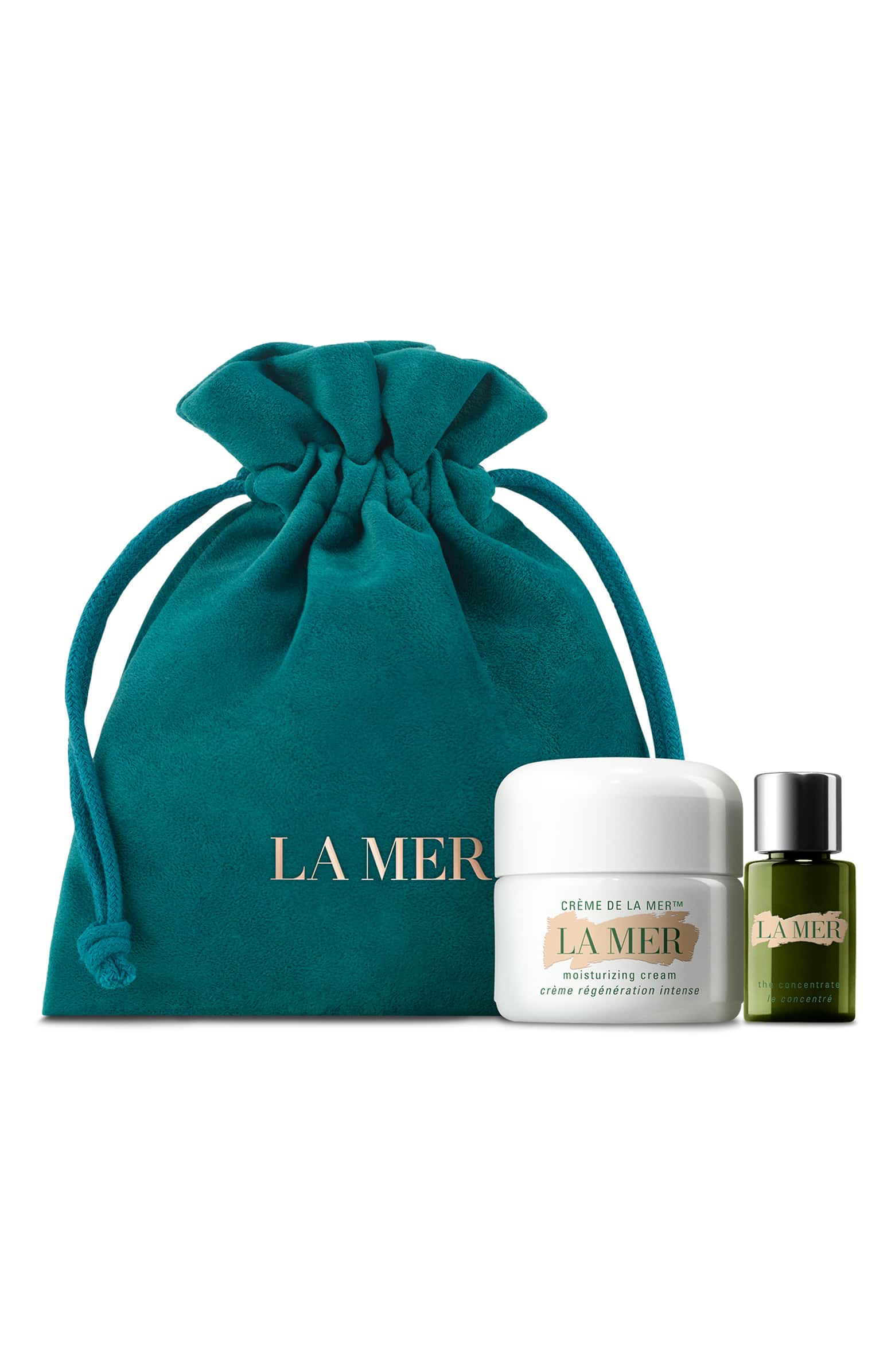 La Mer Travel Set - Cult-favorites from La Mer Skincare