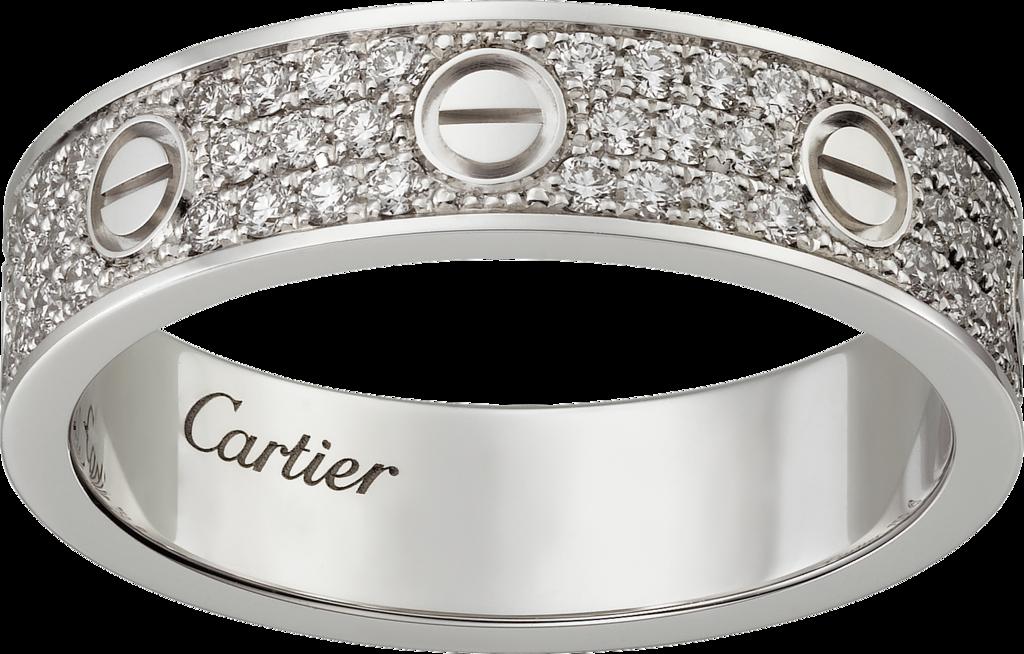 Cartier Love Ring -