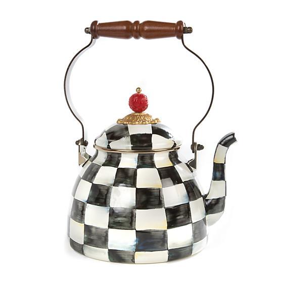 MacKenzie-Childs Tea Pot -