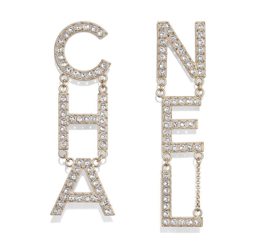 Chanel Earrings -