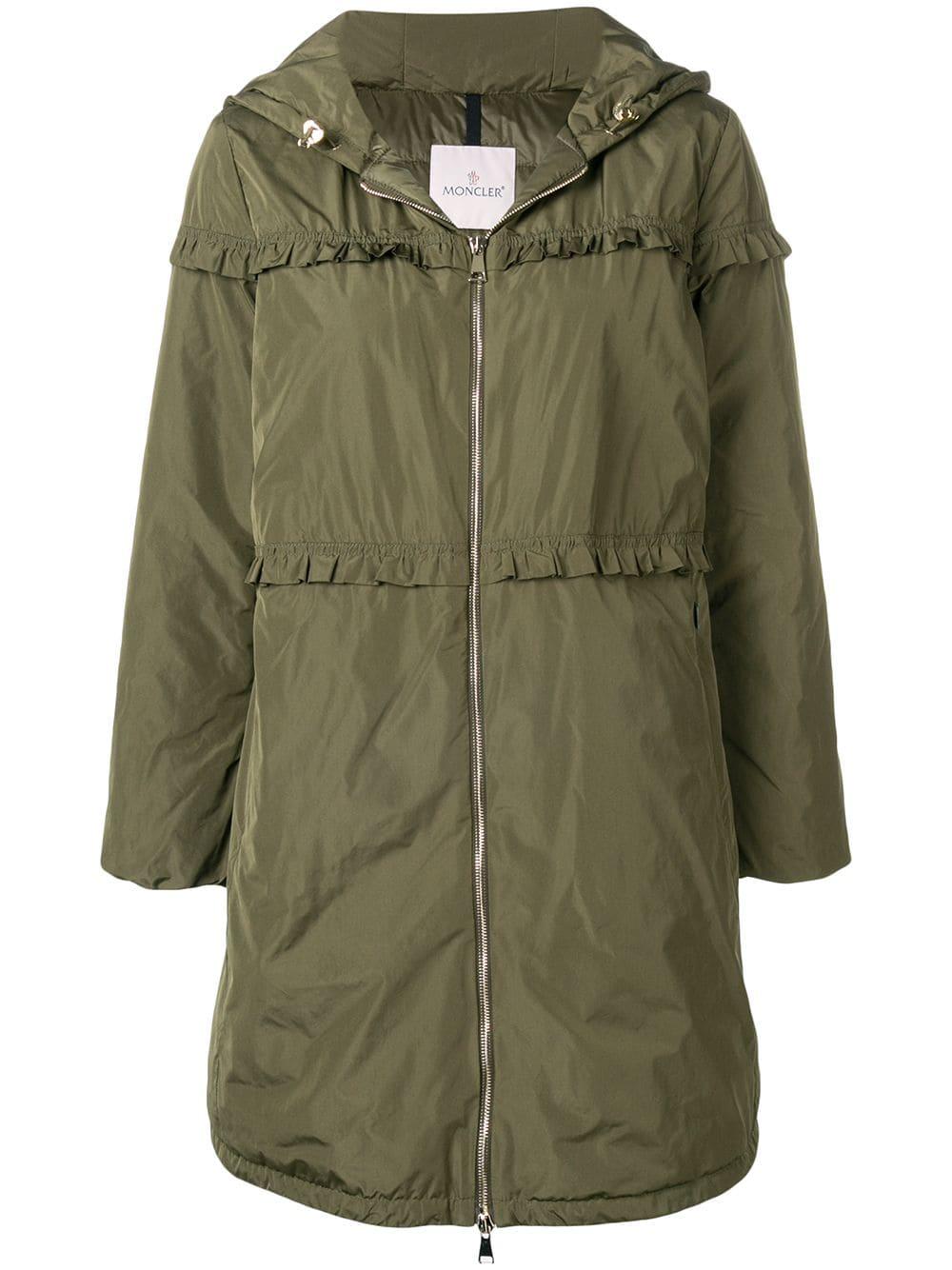 Olive coat -