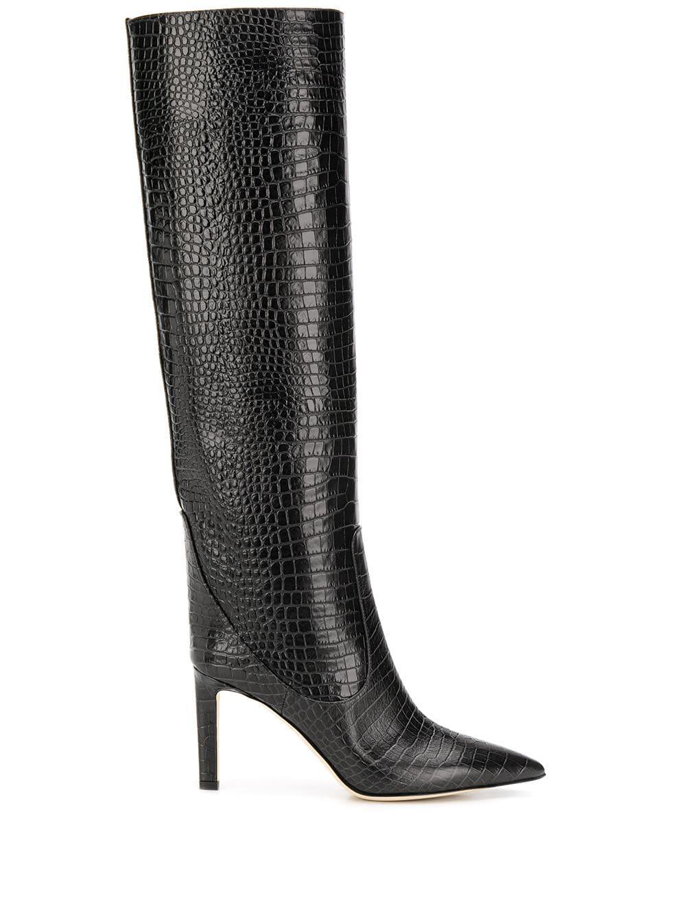 Knee high boots -