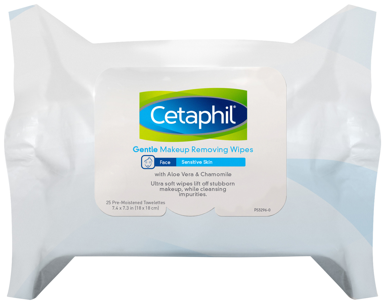 Cetaphil gentle makeup removing wipes - Start by removing makeup with Cetaphil wipes.