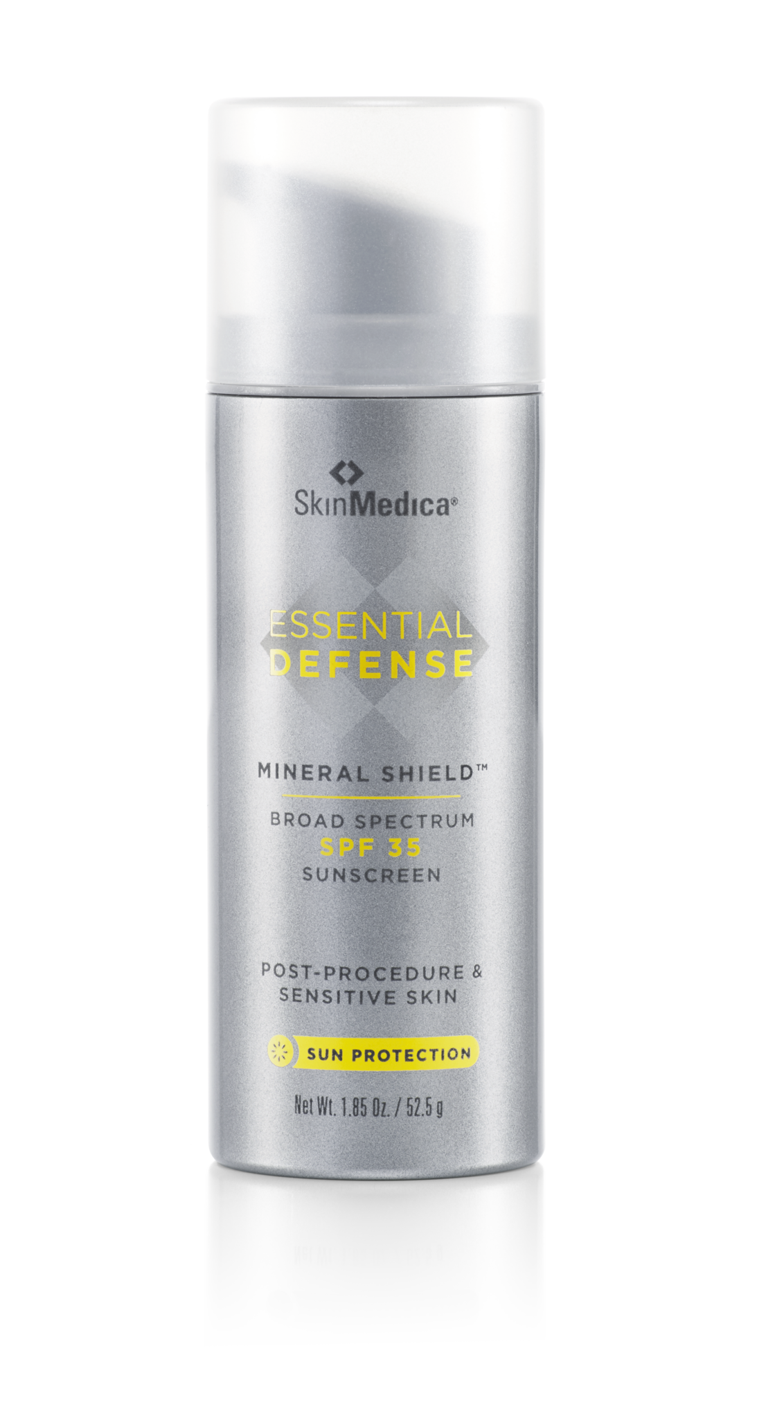 Skinmedica sunscreen - Always finish your morning routine with sunscreen.