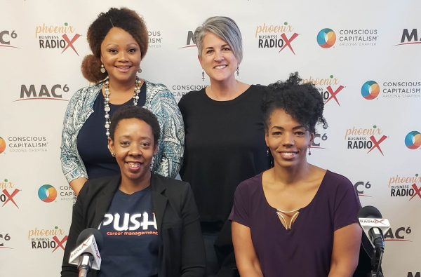 Joy-Bretz-Founder-of-nJOYBnFIT-and-Brenda-Cunningham-CEO-of-Push-Career-Management-with-Guest-Co-host-Isha-Cogborn-CEO-of-Epiphany-Institute-e1545315375998.jpg