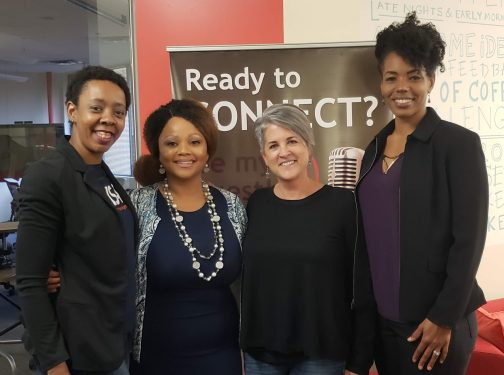 Joy-Bretz-Founder-of-nJOYBnFIT-and-Brenda-Cunningham-CEO-of-Push-Career-Management-with-Guest-Co-host-Isha-Cogborn-CEO-of-Epiphany-Institute2-e1545315756946-504x375.jpg