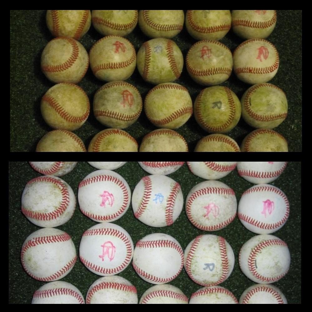 How to clean dirty baseballs - Ranchview HS.jpg