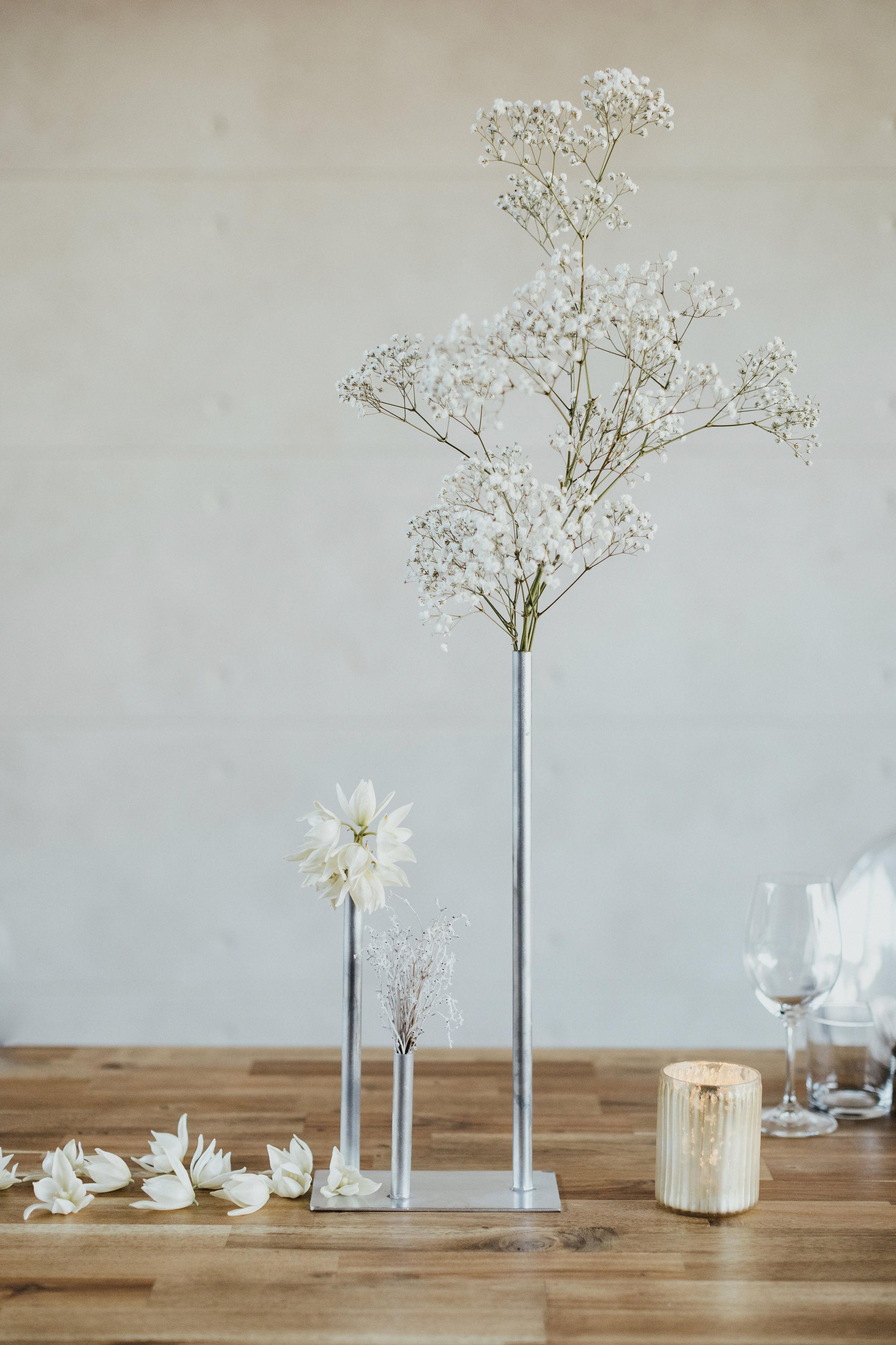 Oaklab designs | Stacked Bud Vase