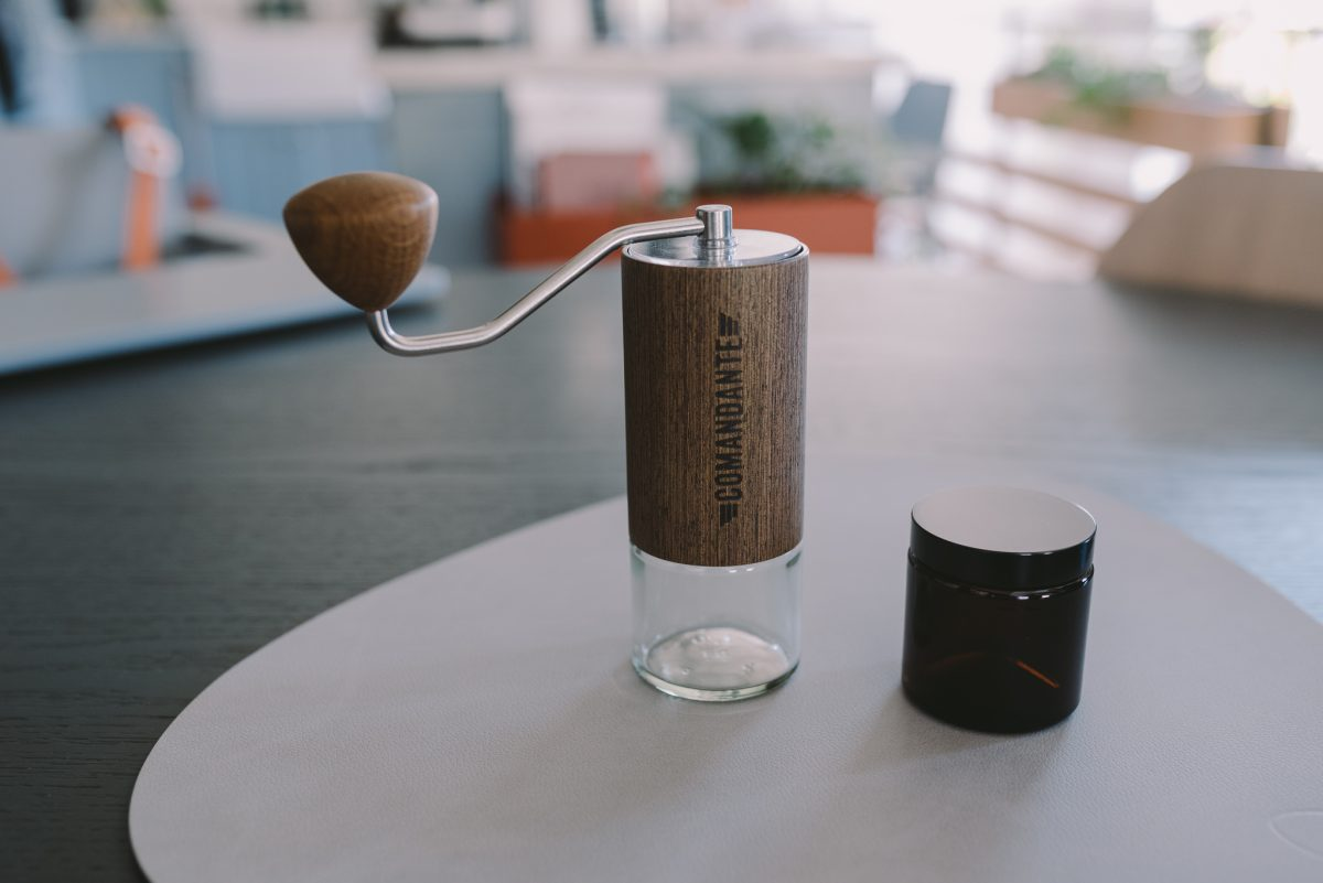 Grouch & Co Comandante hand grinder
